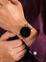 kwarcowy Zegarek męski Meller Astar Astar All Gold L 1ON-2GOLD - duże 5