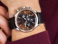 kwarcowy Zegarek męski Michael Kors Gage GAGE MK8786 - duże 6