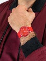 Skagen SKW6512 męski zegarek Aaren pasek