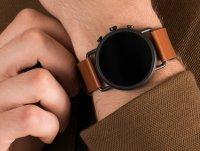 kwarcowy Zegarek męski Skagen Falster FALSTER 3 SKT5201 - duże 6