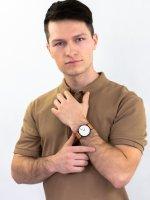 kwarcowy Zegarek męski Skagen Signatur Signatur SKW6352 - duże 4