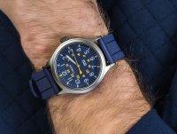 kwarcowy Zegarek męski Timex Allied TW2R61100 - duże 6