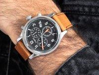 kwarcowy Zegarek męski Timex Allied TW2T32900 - duże 6