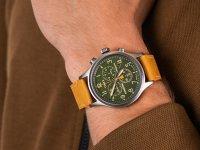 kwarcowy Zegarek męski Timex Expedition Expedition Scout Chrono TW4B04400 - duże 6