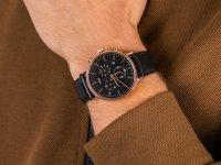 kwarcowy Zegarek męski Timex Fairfield TW2T11600 - duże 6