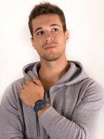 kwarcowy Zegarek męski Timex Mako DGTL TW5M23500 - duże 4