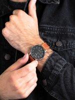 kwarcowy Zegarek męski Timex Waterbury The Waterbury TW2P95800 - duże 5