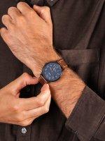 kwarcowy Zegarek męski Timex Waterbury The Waterbury TW2R25700 - duże 5