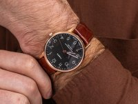 Timex TW2R71400 The Waterbury zegarek klasyczny Waterbury