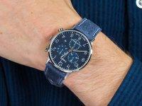 kwarcowy Zegarek męski Timex Waterbury The Waterbury TW2T71300 - duże 6
