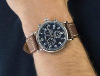 kwarcowy Zegarek męski Timex Weekender TW2R42600 - duże 6
