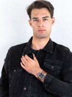 kwarcowy Zegarek męski Tommy Hilfiger Męskie 1710336 - duże 4