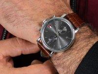 kwarcowy Zegarek męski Tommy Hilfiger Męskie 1710416 - duże 6