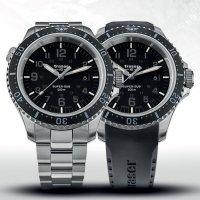 zegarek Traser TS-109376 kwarcowy męski P67 SuperSub P67 SuperSub Black Special Set