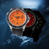 zegarek Traser TS-109380 kwarcowy męski P67 SuperSub P67 SuperSub Orange
