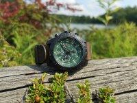 zegarek Traser TS-109048 P96 OdP Evolution Chrono Green P96 Outdoor Pioneer szafirowe
