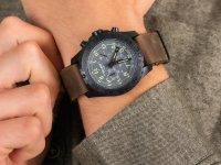 Traser TS-109045 zegarek czarny sportowy P96 Outdoor Pioneer pasek