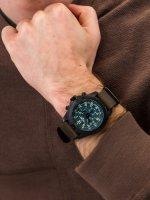 zegarek Traser TS-109049 P96 OdP Evolution Chrono Petrol męski z chronograf P96 Outdoor Pioneer