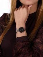 Lacoste 2001142 zegarek różowe złoto klasyczny Damskie bransoleta