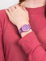 Lacoste L1212 KIDS 2030020 dla dzieci zegarek Damskie pasek