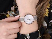 Lorus RG218RX9 zegarek różowe złoto klasyczny Fashion pasek