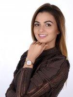 Lorus RG232QX9 Fashion klasyczny zegarek różowe złoto