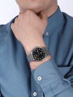 Lorus RH955NX9 męski zegarek Klasyczne bransoleta