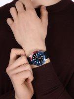 Lorus RL451AX9G męski zegarek Klasyczne pasek