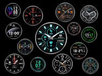 Marea B58003/2 zegarek męski Smartwatch