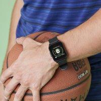 Marea B59001/1 zegarek niebieski sportowy Smartwatch pasek