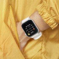 Marea B59002/3 zegarek niebieski sportowy Smartwatch pasek