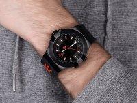 Maserati R8851108020 męski zegarek Potenza pasek