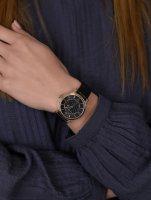 Maserati R8851118501 zegarek złoty klasyczny Epoca pasek