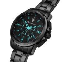 Maserati R8873644002 zegarek klasyczny Successo