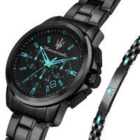 Maserati R8873644004 zegarek elegancki Royale