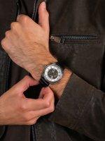 mechaniczny Zegarek męski Invicta Specialty SPECIALTY 23533 - duże 5