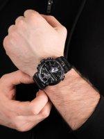 męski smartwatch sportowy Casio G-SHOCK Master of G GWR-B1000-1AER pasek - duże 5
