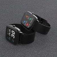 Strand S716USBBVB Smartwatch fashion/modowy zegarek czarny