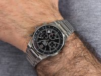 Edifice EF-500D-1AV zegarek męski klasyczny EDIFICE Momentum bransoleta