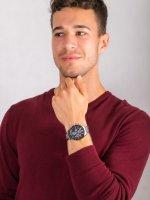 męski Zegarek klasyczny Casio EDIFICE Premium EFS-S540DB-1AUEF bransoleta - duże 4