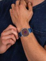 męski Zegarek klasyczny Charles BowTie Roundel Collection EDLSA.N.B pasek - duże 5