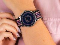 męski Zegarek klasyczny Charles BowTie Roundel Collection WELSA.N.B pasek - duże 6