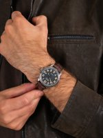 męski Zegarek klasyczny Epos Emotion 3390.152.20.34.27 pasek - duże 5