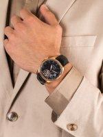 męski Zegarek klasyczny Epos Passion 3434.183.24.34.25 pasek - duże 5