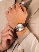 Seiko SSA346J1 męski zegarek Presage pasek