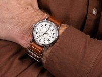 męski Zegarek klasyczny Timex Weekender TWG012500 pasek - duże 6