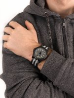 Traser TS-109037 męski zegarek P96 Outdoor Pioneer pasek