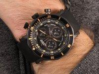 zegarek Vostok Europe 6S30-6203211 czarny Lunokhod