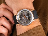 męski Zegarek klasyczny Vostok Europe Lunokhod NH35A-6209209 pasek - duże 6