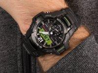 G-Shock GR-B100-1A3ER GRAVITYMASTER BLUETOOTH SYNC zegarek sportowy G-SHOCK Master of G
